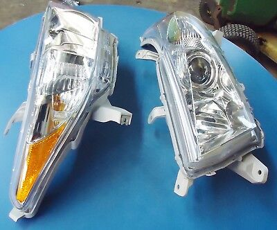 Toyota Highlander New Oem Head Light,left/right. 81150-0E130