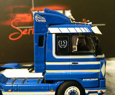 Brand New. Code 3 1:50 Scale Scania Griffin Clear Waterslide Decals