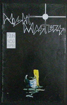 Night Masters Lot of 2 Issue #2 and #4 Custom Pic Comics