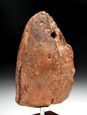 Hellenistic Greek Terracotta Head of a Nubian Lot 13A