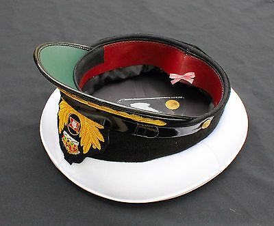 ROYAL MARINE HAT TITANIC CAPTAIN SMITH HAT Marine ship hat available in all size