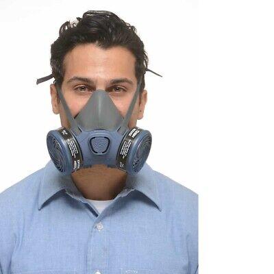 Moldex 7000 Series Half Face Respirator Mask with Cartridge Option 4