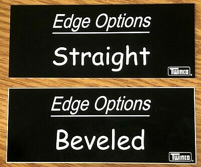 """1"""" x 3"""" CUSTOM Laser ENGRAVED Plastic NAMEPLATE Personalize Sign Tag Name Plate 3"""