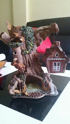 Árbol - Figura de arcilla artesanal 2