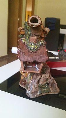 Árbol - Figura de arcilla artesanal 3