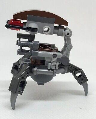 LEGO Star Wars Droideka DESTROYER DROID Minifigure Clone Wars 75002 EPS 1 AOTC