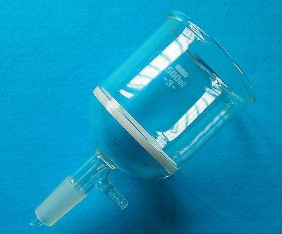 2000ml,Glass Suction Filtration Kit,500ml Buchner Funnel & 2L Erlenmeyer Flask 5