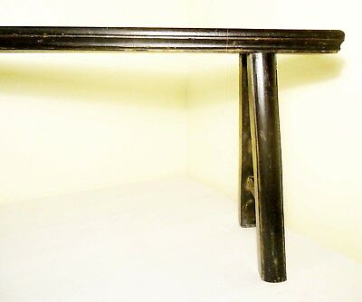 Antique Chinese Ming Bench (Pair)(2856), Circa 1800-1849 11