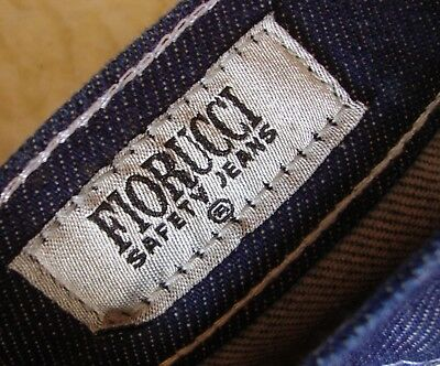 TROUSERS woman vintage 70's FIORUCCI tg.30-44 circa M made Italy NEW RARE 8