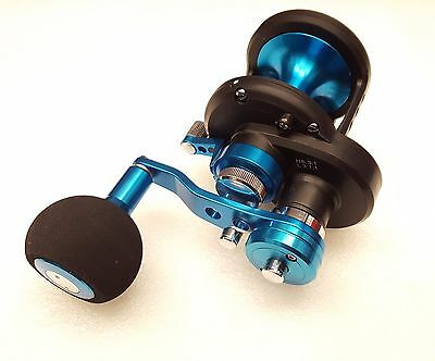 3c4708d7ab8 ... Daiwa Saltist Lever Drag 2-Speed RH Conventional Fishing Reel -  STTLD20-2SPD 3
