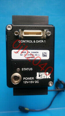 1PC Used DALSA S2-11-01K40-00-L Industrial Camera Tested #X1 5