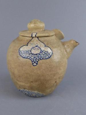 Antique Japanese Teapot Lot 888