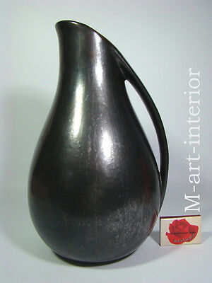 beautiful 50er Keramik Vase mid-century-modern Pottery Pitcher Germany 1950s