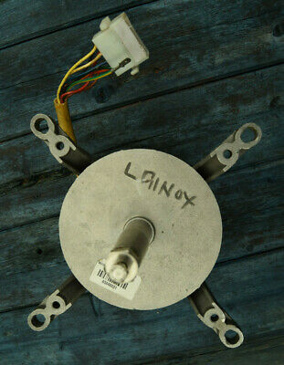 FIR S.p.a. 230V Single Phase Electric Motor 1063D2250 Lainox 3003160 3