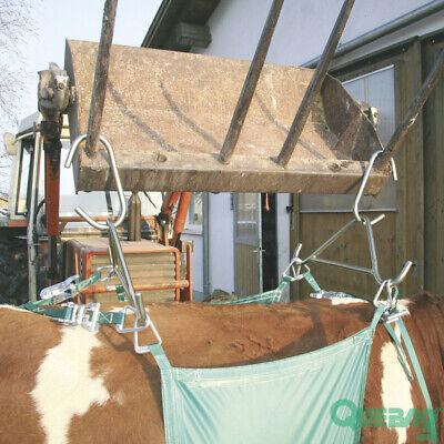 Schlagfessel Viehbändigung Kälber Rinder Kühe verzinkt Edelstahl NEU Ersatzteile