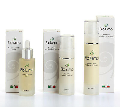 Bioluma Bava di Lumaca Pura 30ml 100% Made in Italy 4