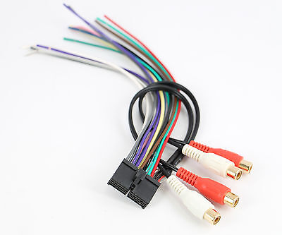 Jensen Cd4610 Wire Harness Pinout | online wiring diagram on