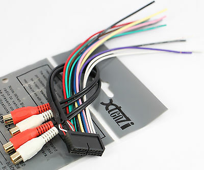 xtenzi radio wire harness for jensen 20pin cd6112 cd3610 mp5610 xtenzi radio wire harness for jensen 20pin cd6112 cd3610 mp5610 cd335x cd450k 3