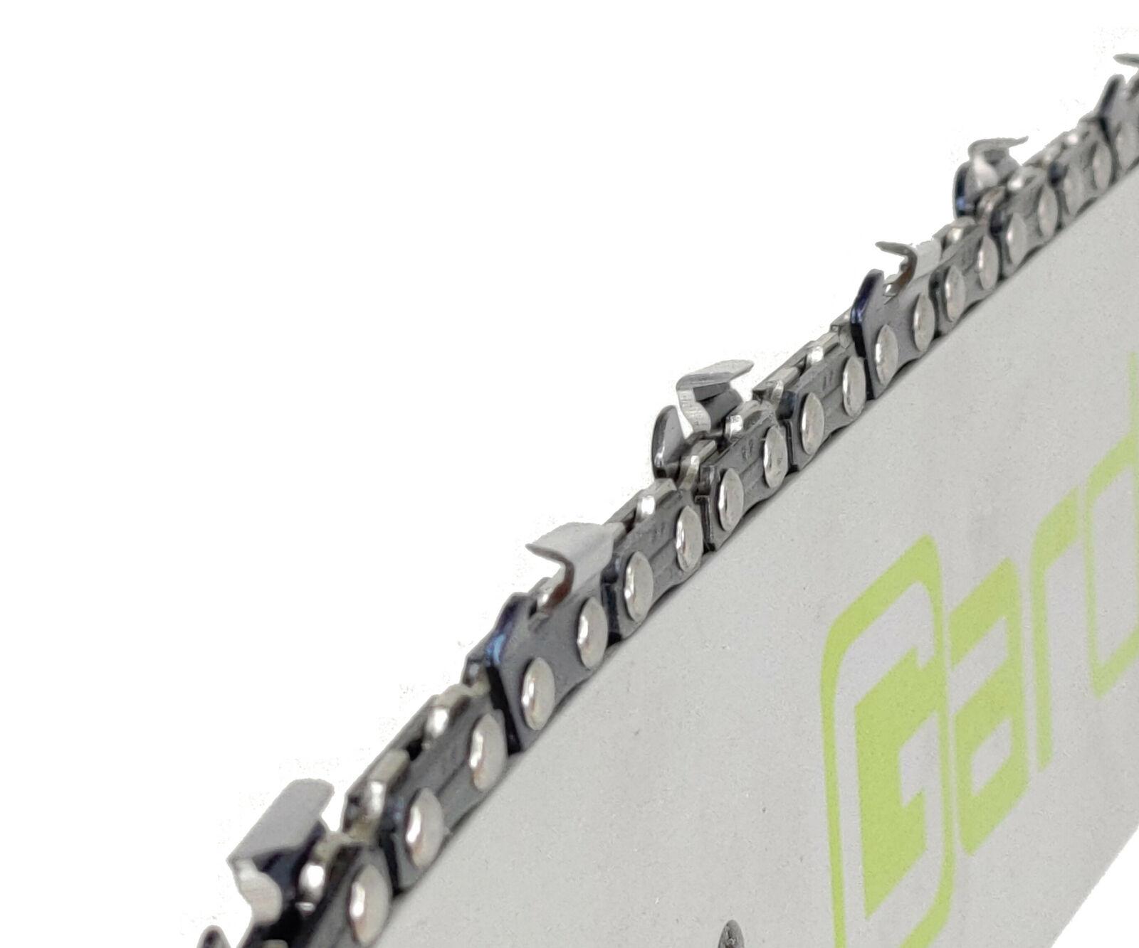 3 X  gardexx Sägekette für EINHELL GH-EC 2040 Ersatzkette Kette
