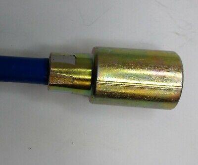 2 X Knott & Ifor Williams Trailer Brake Cables Detachable 1230Mm Maypole Mp41312 6