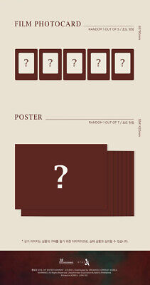 DAY6 THE BOOK OF US:ENTROPY 3rd Album CD+POSTER+Book+3Card+B.Mark+Pre-Order+GIFT 7