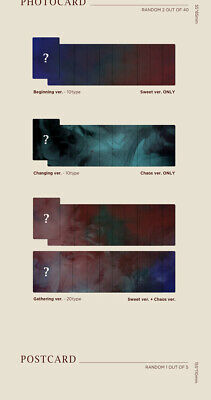 DAY6 THE BOOK OF US:ENTROPY 3rd Album CD+POSTER+Book+3Card+B.Mark+Pre-Order+GIFT 5