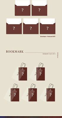 DAY6 THE BOOK OF US:ENTROPY 3rd Album CD+POSTER+Book+3Card+B.Mark+Pre-Order+GIFT 6