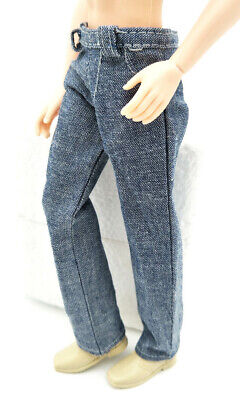 High Quality 1/6 Doll Clothes Jeans Pants For Ken Doll Trousers For 11.5in Doll 2