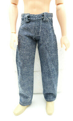 High Quality 1/6 Doll Clothes Jeans Pants For Ken Doll Trousers For 11.5in Doll 3