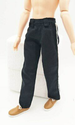 High Quality 1/6 Doll Clothes Jeans Pants For Ken Doll Trousers For 11.5in Doll 5