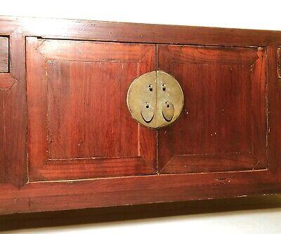 Antique Chinese Petit Ming Cabinet (2992), Circa 1800-1849 4