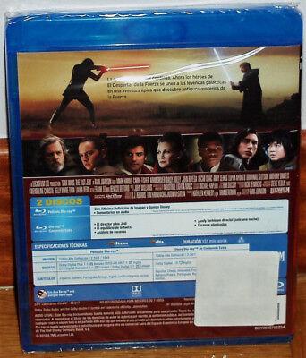 Star Wars les Derniers Jedi 2 Blu-Ray Neuf Scellé Action (sans Ouvrir) R2 2