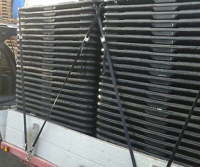 """48"""" x 40"""" Plastic Pallets-USED in EXCELLENT CONDITION ~MAKE OFFER~ 4-way 2"""
