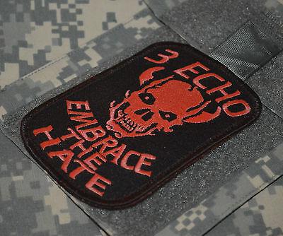 baghdad Seal Special Warfare Oda Operator Iron-on Ssi Long Range Death Sniper