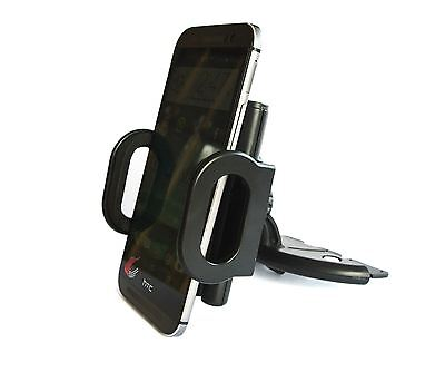 CD Slot Mobile Phone Holder for In Car Universal Stand Cradle Mount GPS iPhone 5