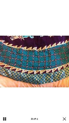 Stunning Asian Pakistani Indian Designer anarkali Dress  Wedding party Wear 7