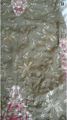 Pakistani designer mina hassan stitched suit Wedding Partywear 3