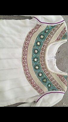 Anarkali Salwar Kameez Sari Medium Wedding 3