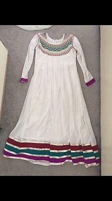 Anarkali Salwar Kameez Sari Medium Wedding 2