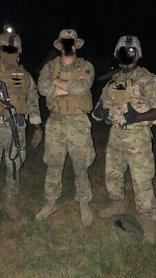 Multicam Tactical Vest Plate Carrier OCP 8