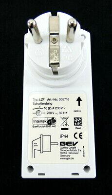Mechanische Zeitschaltuhr GEV LZF5716 | 24h | IP44 | 230Volt | Feuchtraum | IP44 2