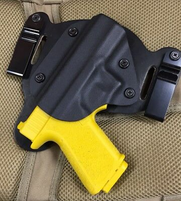 Holster Kit Polymer 80 PF940C - Unfinished Threaded Barrel IWB Special
