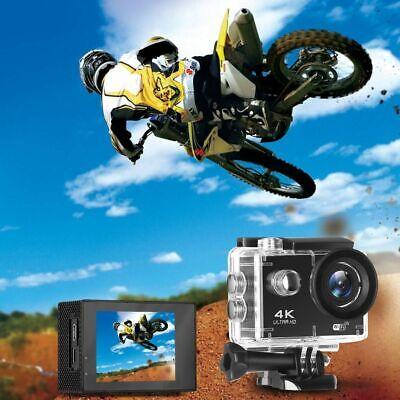 IT 4K Sport Go Pro Action Camera Outdoor Capture Ultra HD 20MP WiFi Waterproof 8