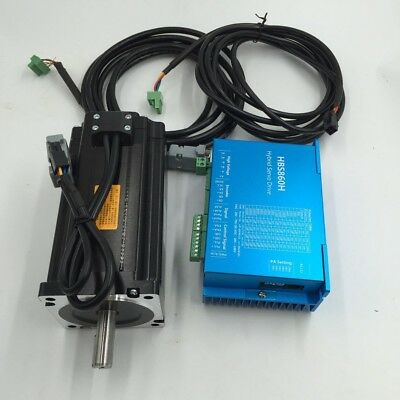 4Axis 12NM Closed Loop Stepper Drive Nema34 Motor+Transformer+Offline Controller 5