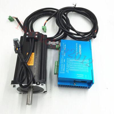 12Nm 8.5Nm 4.5Nm 3Nm 2.2Nm Closed Loop Stepper Driver +Motor Kits NEMA34 NEMA23 6