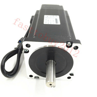 Nema34/Nema23 2.2NM -12NM DSP Closed Loop Stepper Drive+Motor+Power DC36V AC60V 6
