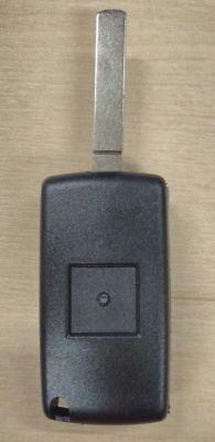 Peugeot Expert Partner 3 Van Centre Button Remote Flip Key Fob Case shell blade 5