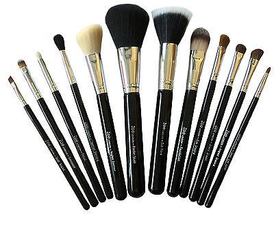 Zoe Make up Brush brushes set Eye and face brushes Foundation Eyeshadow Liner UK