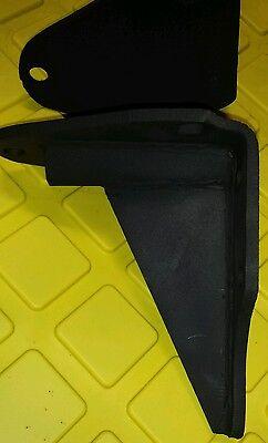 2 Shelf Brackets old vintage heavy duty steel mantelcounter support 2