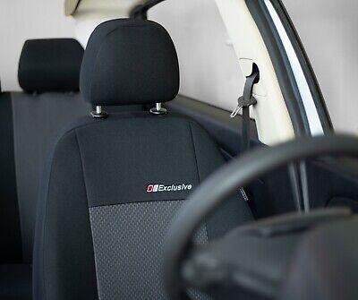 KARO Maß Sitzbezüge mit Kunstleder Schonbezüge Autositzbezüge VW Touran III